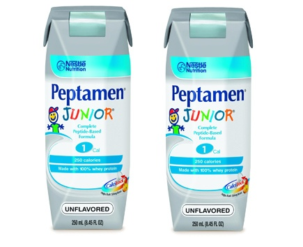 Nestle Nutrition Peptamen Junior, Unflavored