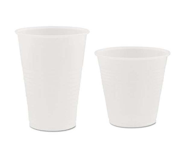 GMAX Industries Plastic Drinking Cups / Cold Cups