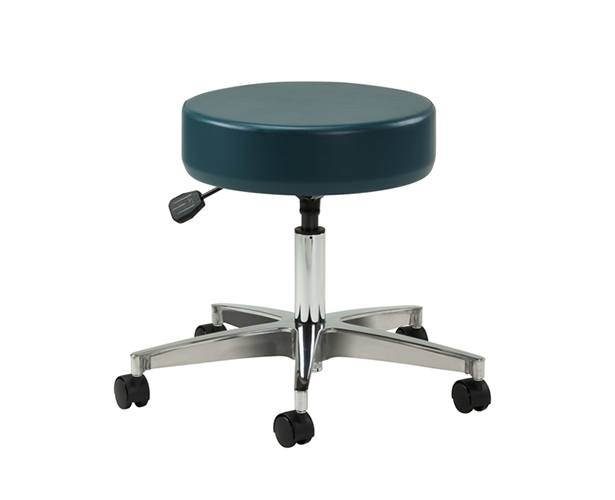 Clinton Industries Premium Pneumatic Stool with 5 Legs