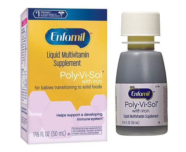 Enfamil Poly-Vi-Sol with Iron Drops