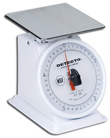 Detecto Scales PT Series Mechanical Dial Type Portion Scale