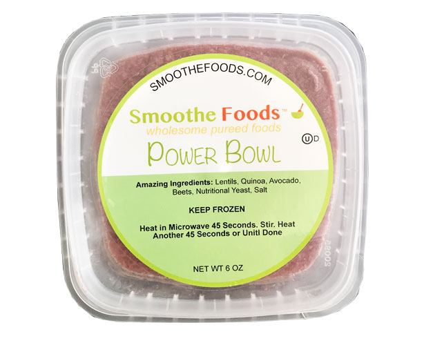 Smoothe Foods Puree - Power Bowl
