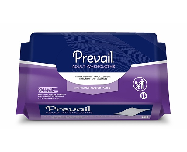 First Quality Products Prevail Premium Washcloths, Refills
