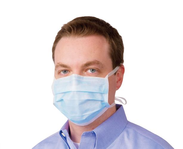Pro Advantage Surgical Face Masks - Tie On