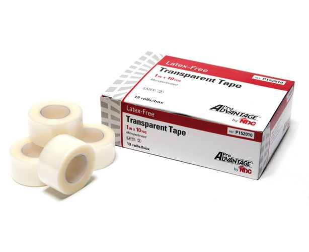 Pro Advantage Pro Advantage Surgical Transparent Tape