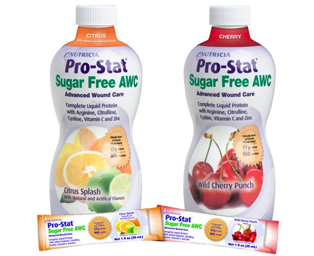 Nutricia Pro-Stat AWC Sugar Free Advanced Wound Care Liquid Protein
