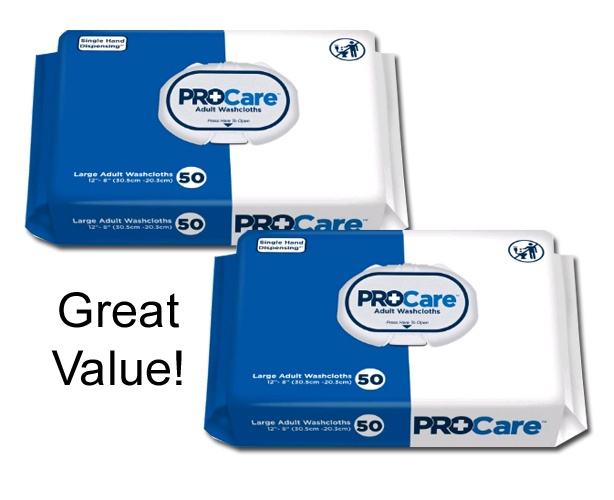 Procare Wet Wipes