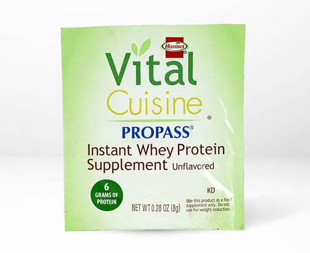 ProPass Instant Whey Protein Supplement Powder