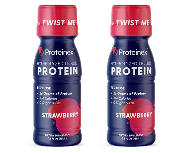 PROTEINEX 2GO, High Protein Shot