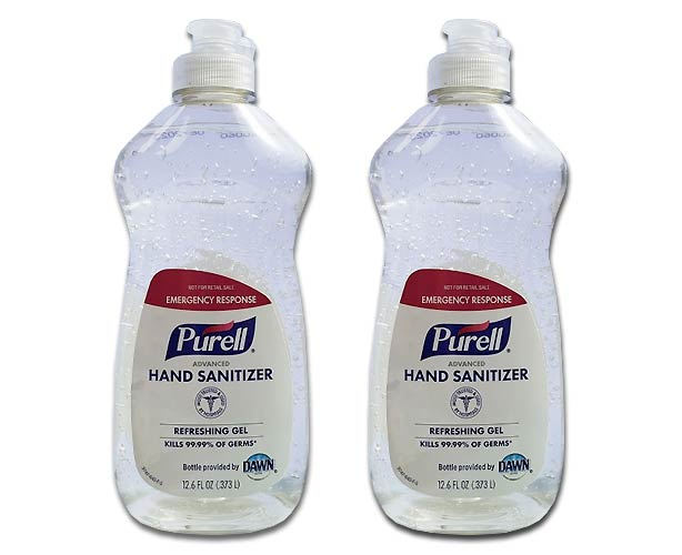 Gojo Purell Advanced Hand Sanitizer - Emergency Response