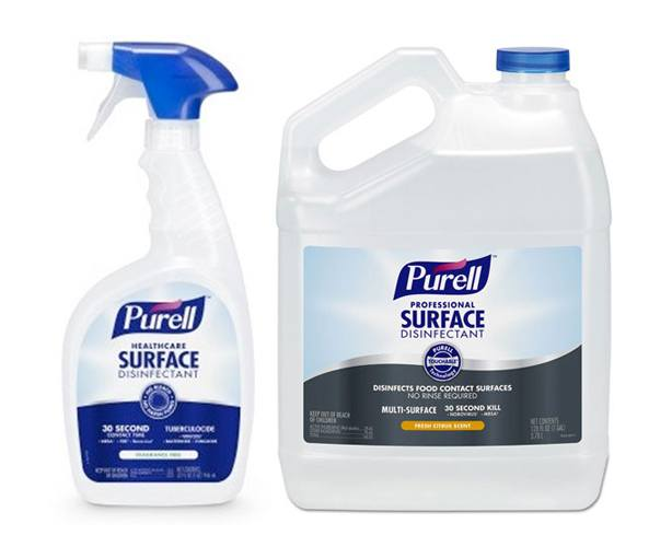 Gojo PURELL Healthcare Surface Disinfectant