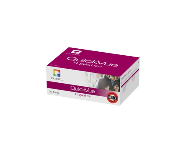 Quidel Quidel Quickvue One-Step H. Pylori GII Kit