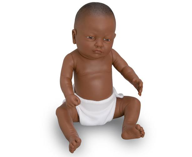 Ready-Or-Not Tot Basic Parenting Manikin