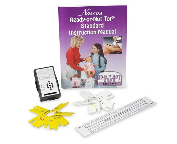 Anatomical World Wide Ready-Or-Not Tot Standard Control Box