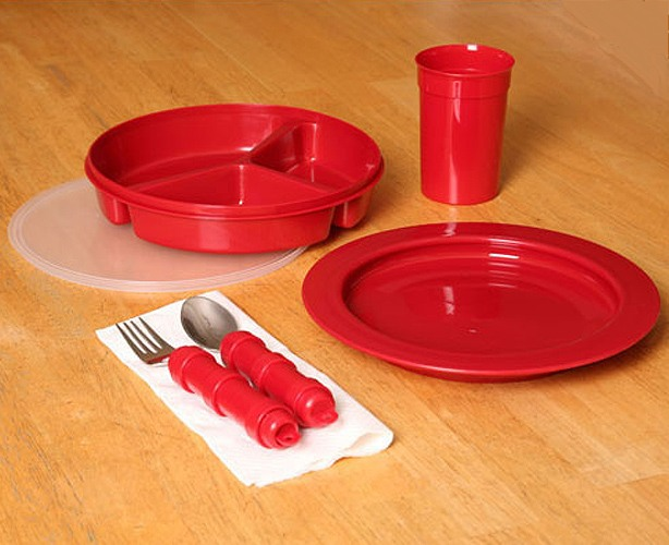Redware Tableware - Deluxe