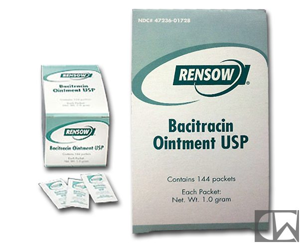 RENSOW Rensow Bacitracin Ointment