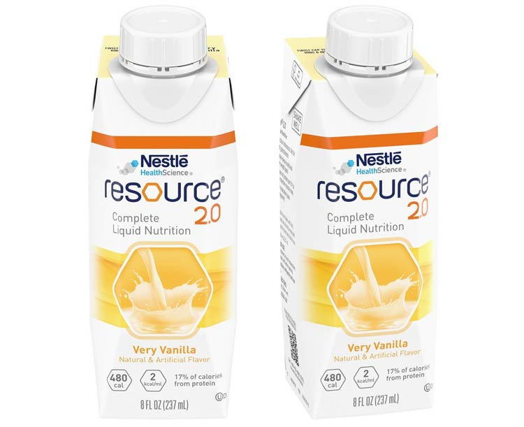 Nestle Nutrition Resource 2.0
