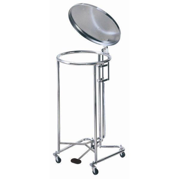 Hassoc Medical Round Tilt-Top Hamper