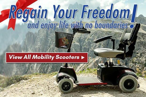 Power Mobility Scooters
