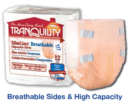 Principle Business Enterprises Tranquility SlimLine Breathable Briefs