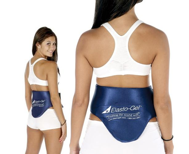 Southwest Elasto-Gel Lumbar Wrap