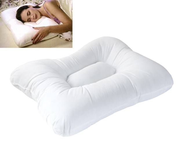 Mabis DMI Stress Ease Support Pillow