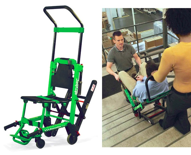 Shop Stryker Evacuation Chair