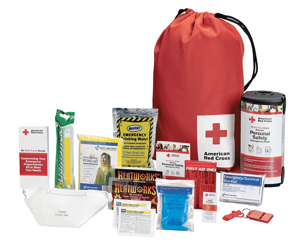 Shop for American Red Cross Deluxe Personal Safety Emergency Pack