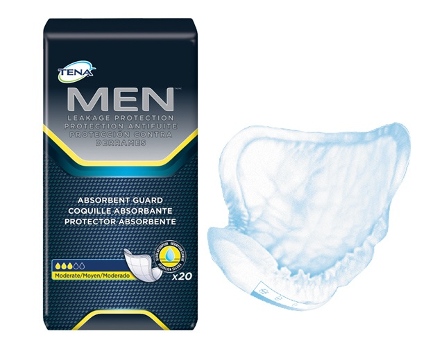 TENA for Men, Guards