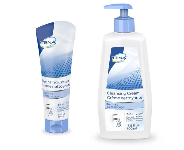 TENA Incontinence Aids TENA Cleansing Cream