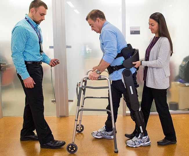 Occupational Therapy for Spinal Cord Injury