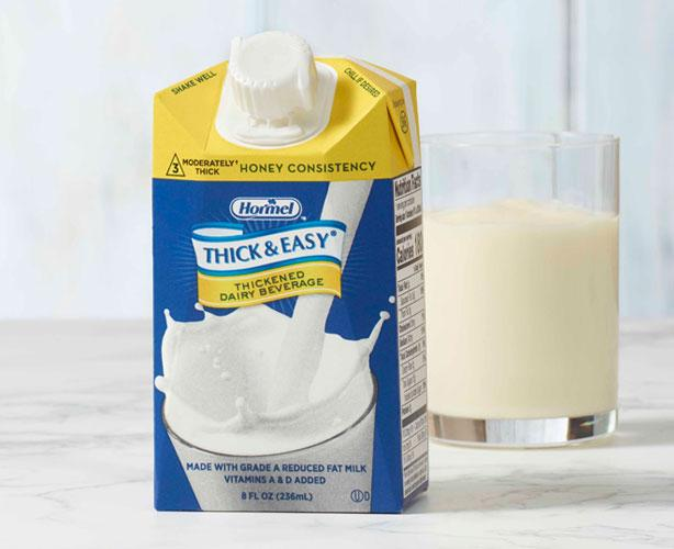 Thick and Easy Thickened Dairy