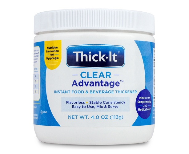 Thick-It Thickened Foods Thick-It Clear Advantage Powder Thickener, 4 oz