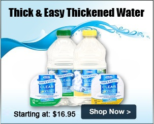 Thick & Easy Thickened Water