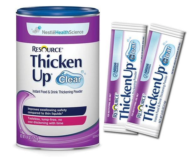 Nestle Nutrition Resource ThickenUp Clear