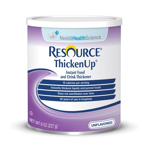 Nestle Nutrition Resource ThickenUp Powder