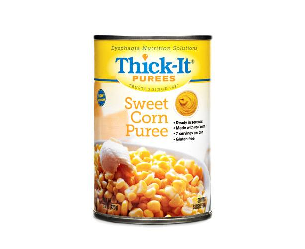 Thick-It Purees, Sweet Corn, Case