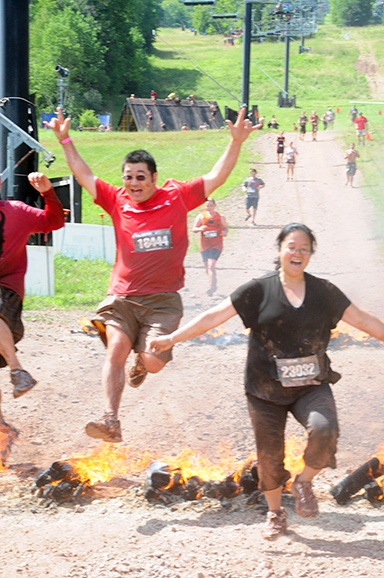 Tips for Warrior Dash