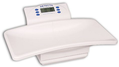 Detecto Scales Digital Baby and Toddler Scale 8440