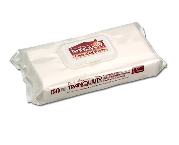 Tranquility Cleansing Wipes