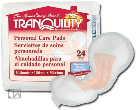 Principle Business Enterprises Tranquility Personal Care Pads