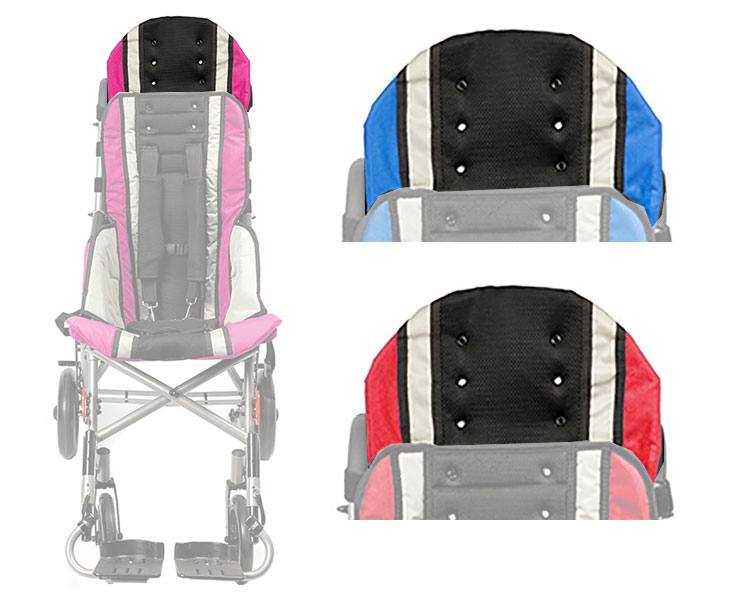 Headrest Extension for Trotter Mobility Chair Stroller