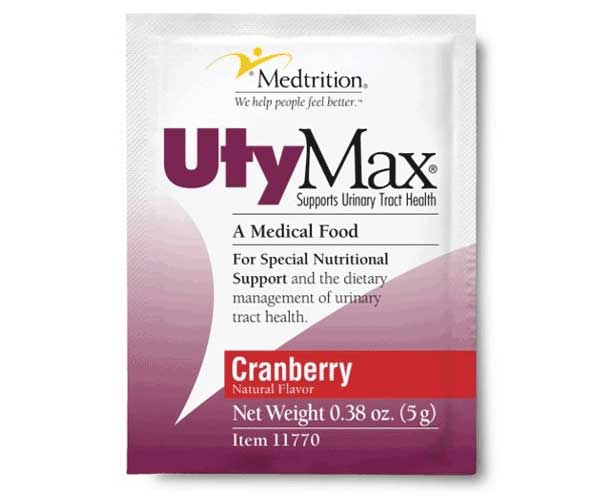 Medtrition UtyMax - CranMax Drink Mix