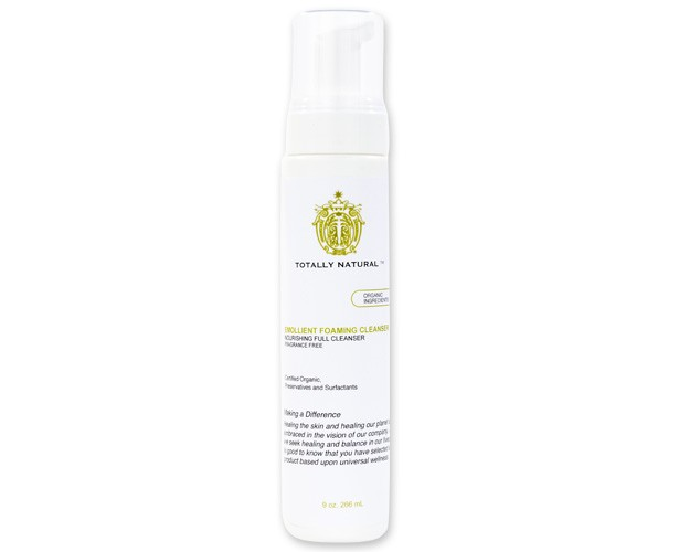 Emollient Foaming Skin Cleanser