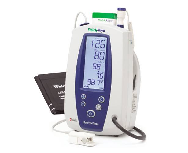 Spot Vital Signs Monitor with Nellcor SpO2