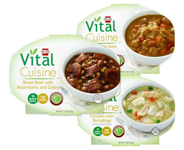 Hormel Cancer Nutrition Vital Cuisine Meals