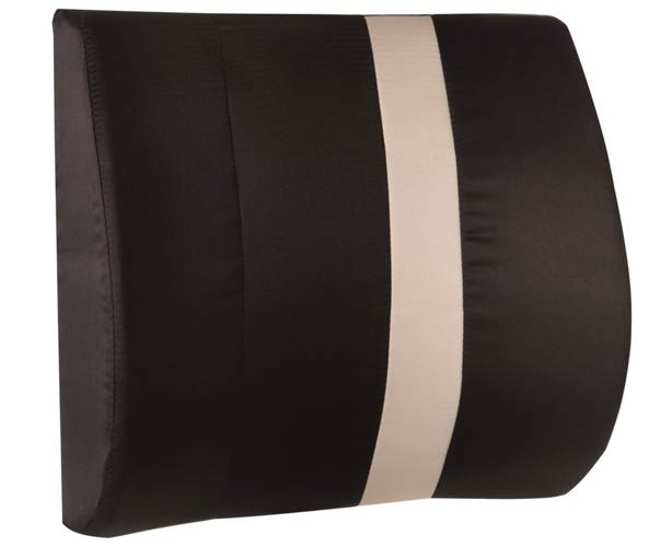Vivi Relax-A-Bac Support Lumbar Support Cushion with Strap