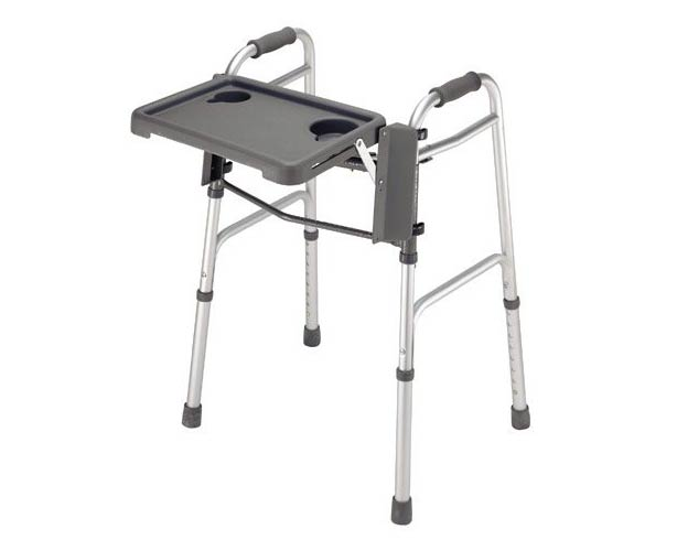 Fold Away Walker Tray
