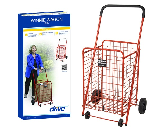Drive Medical Winnie Wagon All-Purpose Cart
